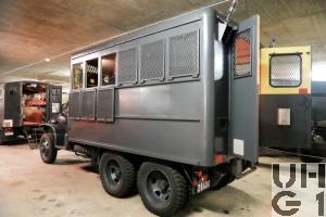 GMC CCKW 353 A1 Fk Betrw sch gl SE-018 6x6