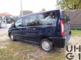Peugeot Expert 2.0 HDi FAP 2. Generation, Pw Kombi 7 Pl 4x2