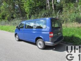 VW Transporter Typ 2 T5, Pw 9 Pl 4x4