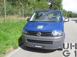 VW Transporter T5 syncro, Pw 9 Pl 4x4