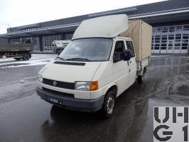 VW Transporter Typ 2 T4 Synchro, Lieferw 0.86 t 4x4