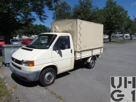 VW Transporter Typ 2 T4, Lieferw 0.86 t 4x2