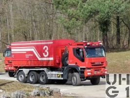 IVECO Trakker AT-N 380 T 50 W-Y/PS Lastw Kata Hi 15 t 8x6/4