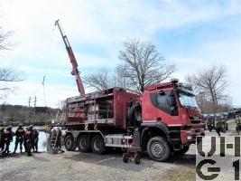 IVECO Trakker AT-N 380 T 50 W-Y/PS, Lastw Kata Hi 15 t 8x6/4