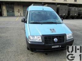 Fiat Scudo 2,0 JTD, Pw Kombi 0,6t 7Pl