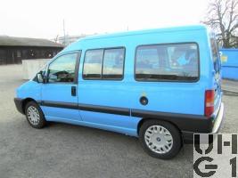 Fiat Scudo 2,0 JTD 4x2, Pw Kombi 7 Pl