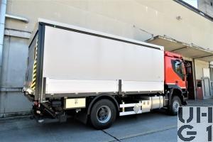 IVECO Trakker AT 190 T 45 W/P, Lastwagen Verdeck Hebebühne 6 t 4x4 Für Schneepflug