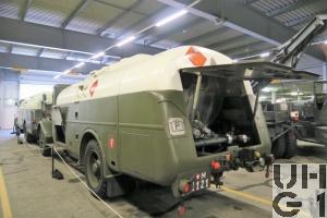 Berna 5 UL 550 T2, Tankw 9000 l 4x2, Strassenzisterne 58