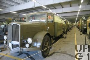 Berna 5 UL 550 T1, Tankw 5000 l 4x2, Strassenzisterne 51