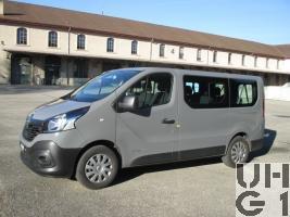 Renault Trafic Passenger Expression Energy dCi 125, Pw Kombi 9 Pl 4x2