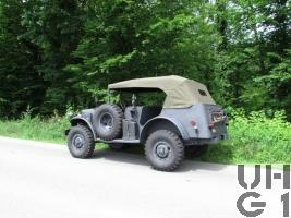 Dodge WC 56 Command Car 0,75 t 4x4