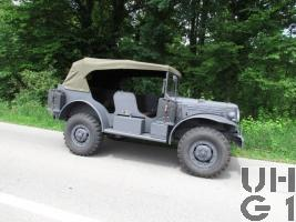 Dodge WC 56 Command Car, Kdow  0,75 t 4x4 (G-502)