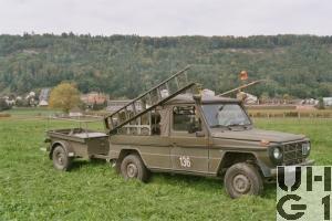Puch 230 GE 4x4 Leitungsbauwagen