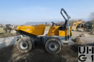 RACO Dumper Modell 2500 HRK, Dumper 14 4,5 t 4x4