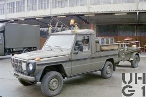Steyr Puch 230 GE 4x4 Leitungsbauwagen