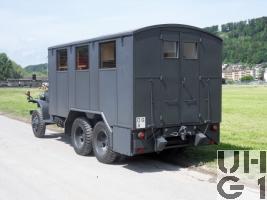 GMC CCKW 353 A2, Wew / Repw sch gl 6x6