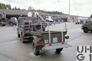 Steyr Puch 230 GE, Leitungsbauwagen 4x4