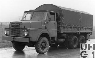 Henschel HS 3-14 HA CH Ersatzteilwagen BE 4, Bild K+W Thun