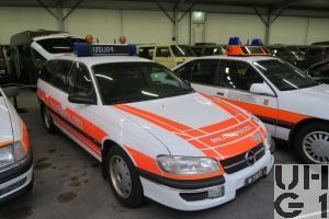 Opel Omega B 2,5 V6i, Pw MP Sta 5 Pl 4x2