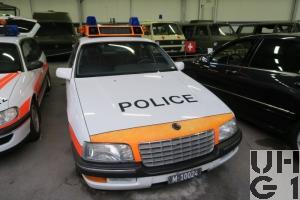 Opel Senator B 30i, Pw MP 5 Pl 4x2