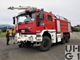 IVECO 260 E 54W, Löschw sch 03 Flpl Was / Extrakt gl 6x6