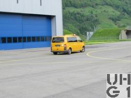 VW Transporter T5 syncro, Eiw Sich D/Mil Flpl 6Pl 4x4