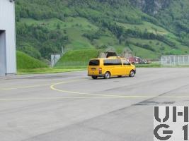 VW Transporter Typ 2 T5, Eiw Sich D/Mil Flpl 6Pl 4x4