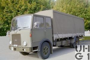 FBW L50V-E3 Lastw 7,9 t 4x2 mit Hebebühne