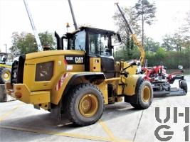 Caterpillar 930 K, Ladeschaufel GG 14,6 t 4x4 Grader