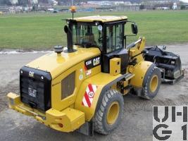 Caterpillar 930 K, Ladeschaufel GG 14,6 t 4x4