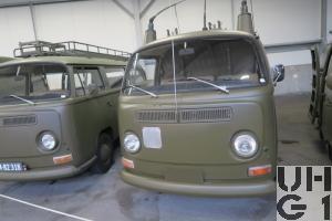 VW Transporter Typ 2 T2a, Fk Ueww SE-412/ABC l 4x2  Name des Fahrzeuges: