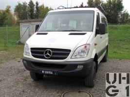 Mercedes Benz 316 CDI, Pw Int 9 Pl  4x4