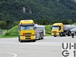 IVECO Stralis AT-440 S43 T/P, Luftfahrzeugbetankungswagen 30000 Liter