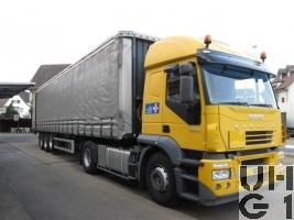 IVECO Stralis AT-440 S43 T/P, Sattelsch 10,2 t sch Lfz Bet 4x2