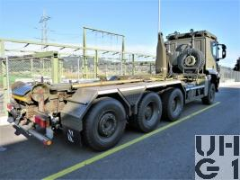IVECO Trakker AT-N 380 T 50 W-Y/PS, Lastw WABRA/HA 15 t 8x6/4 Für Lenzeinsatz