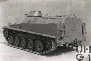 Spz AMX-VTP, Foto K+W Thun