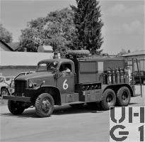 GMC CCKW 353 A2, Löschw 53sch gl 6x6