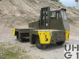 Lancer Boss Serie 500, Ladewagen 5,4 t, 4x2