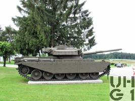 Panzer 57 Centurion Mk 7 / Mk 12