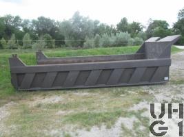 Kippmulde 10,5 m³ OWIPEX