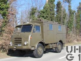 Steyr A 680 g, Fkw SE-430/M sch gl 4x4