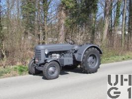 Bührer Super DD 4, Trak 4x2