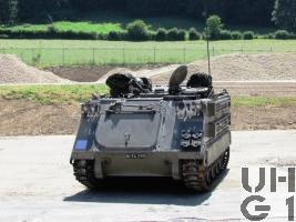 Uem Pz 63 M-113 A1 mit SE-412 / SE-235/m1