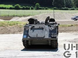 Spz 63 M-113 A1 Übermittlungspanzer 63