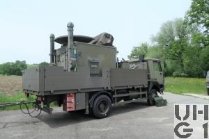 Steyr 12S23, Lastw 4,7 t bgl 4x4 mit Uem Ausr ADS 95