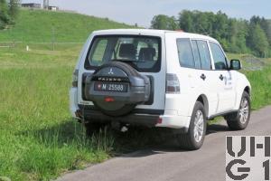 Mitsubishi Pajero 3.2 DI-D Value 5-Door Stationswagen, Pw Sta 5Pl 4x4 gl