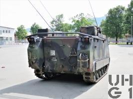 Kdo Pz Art 63/97 mit SE-235 M2+/M1 GPS/INTAFFAFF