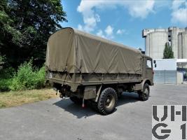 Saurer 4 CM, 5 t 4x4 Fahrschulwagen