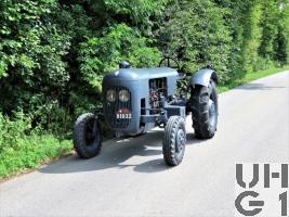 Vevey 560, Trak 4x2
