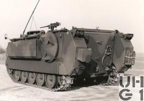 Mw Pz 64/91 M-113 A1 mit SE-235/M1, Bild K+W Thun